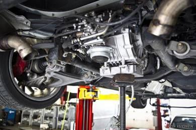 Volkswagen AUDI Engine gearbox repair