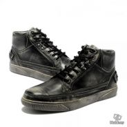 Jepsen / Gibson street high shoes metal punk