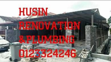 Repair rumah nilai spring area