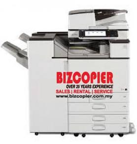 Mpc3503 copier machine color