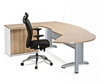 8ft Manager Table-Desk OFMB55 furniture malaysia