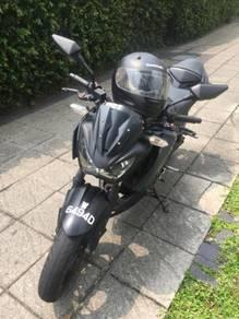 2014 Kawasaki Z 250 Bike for urgent sell
