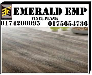 Vinyl/lantai/pvc floor pvc (emerald emp kedah)126