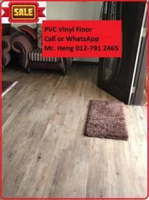 PVC Vinyl Floor - With Install u8ik