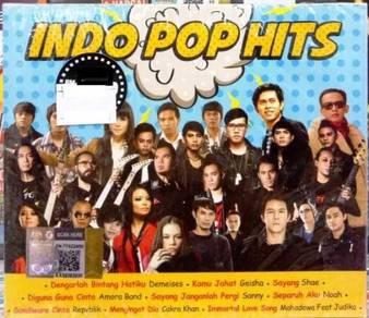 Indo Pop Hits 2CD Demeises Geisha Shae Repvblik