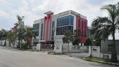 3sty Semi D Factory-Office - Seksyen 34, Bukit Kemuning, Shah Alam