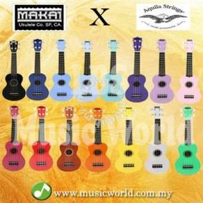 Makai mk10 ukulele soprano