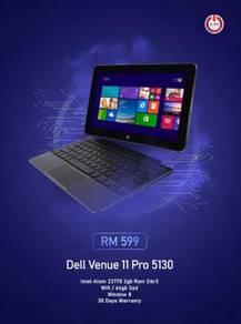 Dell venue 11 pro Tablet laptop free bagpack