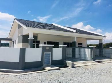 Rumah Mampu Milik 1 Tingkat Teres Baru di Taman Kinding Flora Ipoh