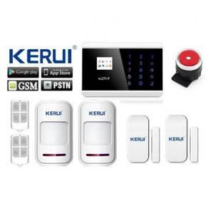 Set alarm system wireless penggera auto call