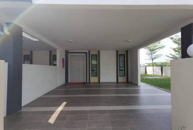 Modern 2 storey terrace homes with great accessibility
