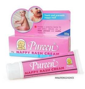 PUREEN Krim Baby Nappy Rash Cream