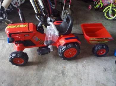 Childrend eletrcik tractor