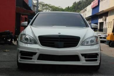 Mercedes benz W221 WALD Bodykit / W221 AMG Bodykit
