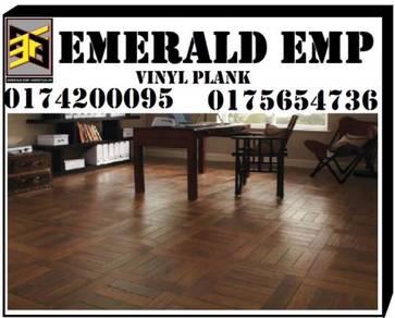Vinyl/lantai/pvc floor pvc (emerald emp kedah)127