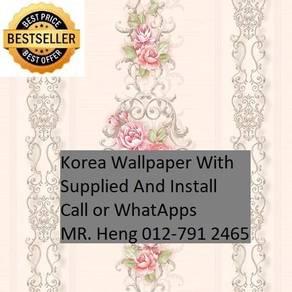 BestSELLER Wall paper serivce 690S
