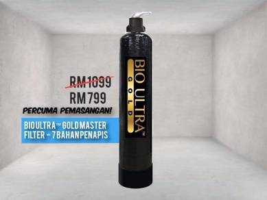 Bio Ultra Penapis Air Water Filter Master Fiber T6