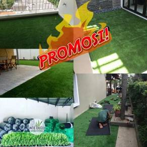 Artificial Grass / Serat-C Rumput Tiruan Carpet 40