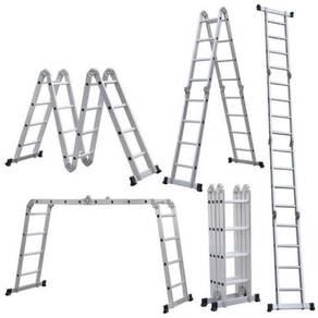 Aluminium ladder dan tangga