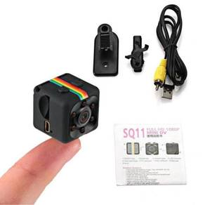 SQ11 Micro Camera FHD 1080p Night Vision Motion
