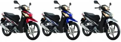 HONDA WAVE 125i (2 DISC)