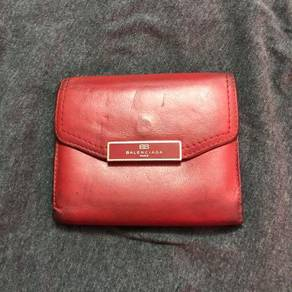 Balenciaga Leather Wallet