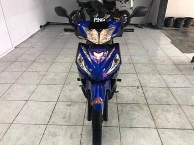 Honda 125 to