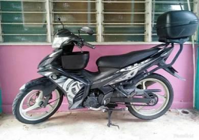 Yamaha lc135 es