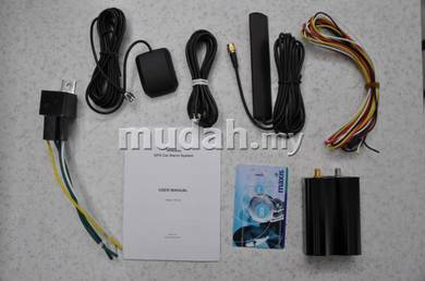 Dual Car GPS Tracker GSM TK310 Website