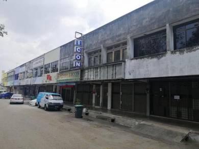 Shoplot for sale near bakar arang