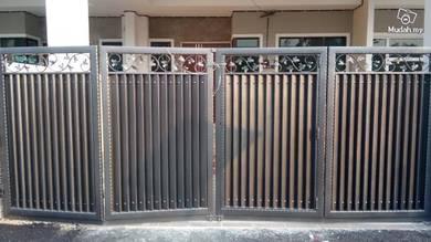 Pintu pagar 14kaki SQ1450S