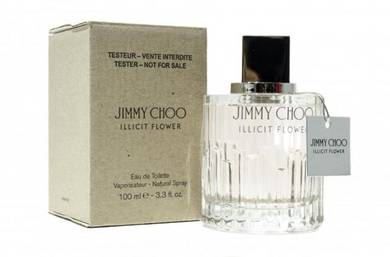 Jimmy Choo Illicit Flower Tester Perfume