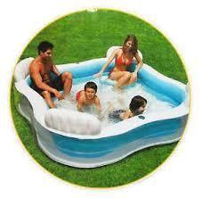 Big family pool