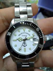 Original Mediterranean Cruise diver watch midsized