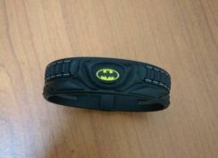 [Limited Edition] Phiten rakuwa bracelet Batman