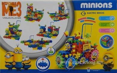 Various design Electric Gear Spin Building Block