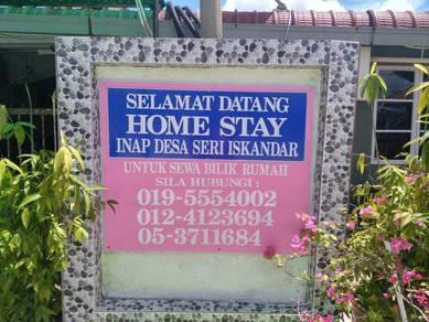 Inap Desa Homestay Seri Iskandar