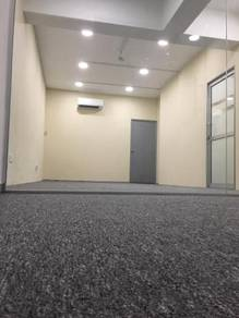 Simple Office Space Rental in Laman Rimbunan Near Future MRT Kepong