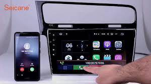 Volkswagen golf 7 android 1 RAM 16G