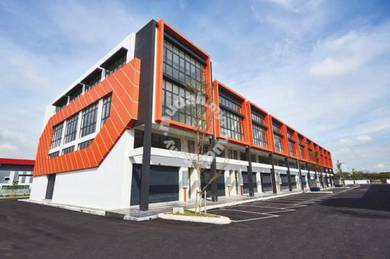 Link Factory near Sungai Buloh , Industrial Park