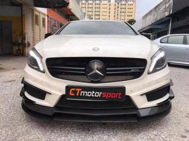 Mercedes W176 Grille AMG A45 Front Grill Bodykit