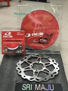 Racing boy brack disc 267mm