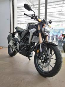 Honda CB250R ABS (neo cafe racer)(tanpa muka)