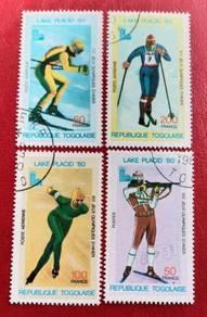 Setem Republique Togolaise - Set X58