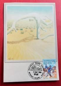 Poskad Australia 1980 (ASPC 045)