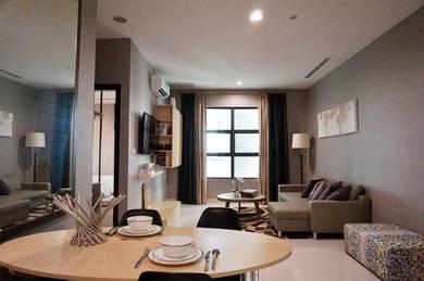 New Condominium Facing Lake Aura Residence Presint 8 Putrajaya