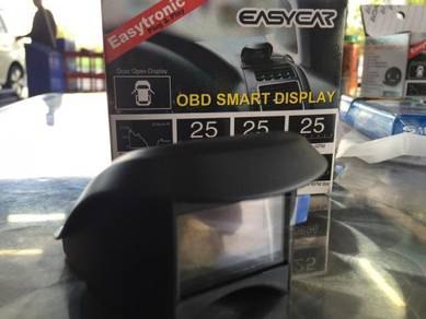 Obd smart display for all car model