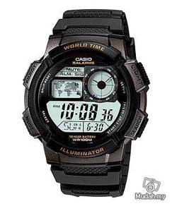 Casio AE-1000W-1AVDF Original Genuine Watch
