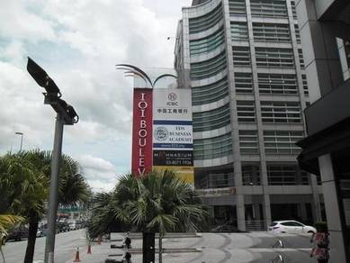 Ioi boulevard Puchong office 1500sf With Lift [Freehold] 24hr Security
