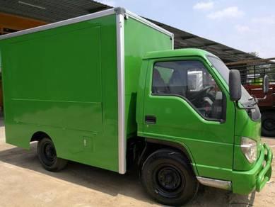 Bison isuzu inokom food truck 2012/2013
